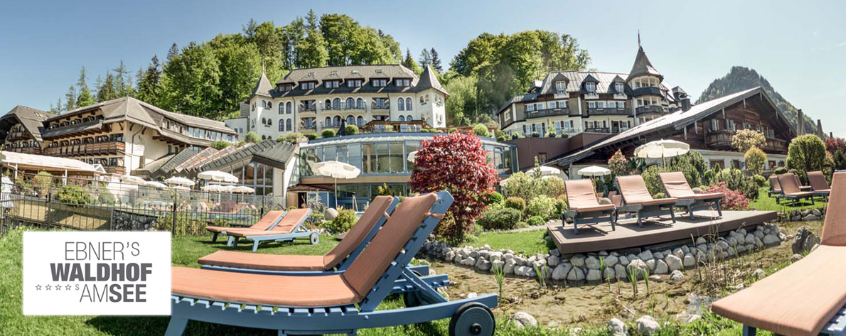 Ebner?s Waldhof am See Resort & Spa ****S