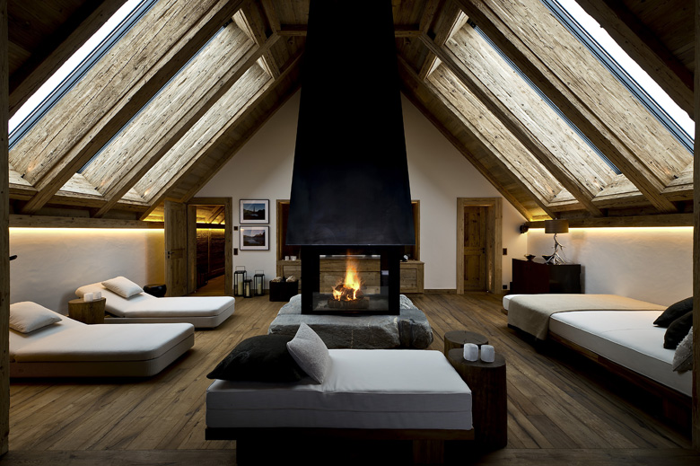 Panorama-suite - THE-ALPINA***** - GSTAAD