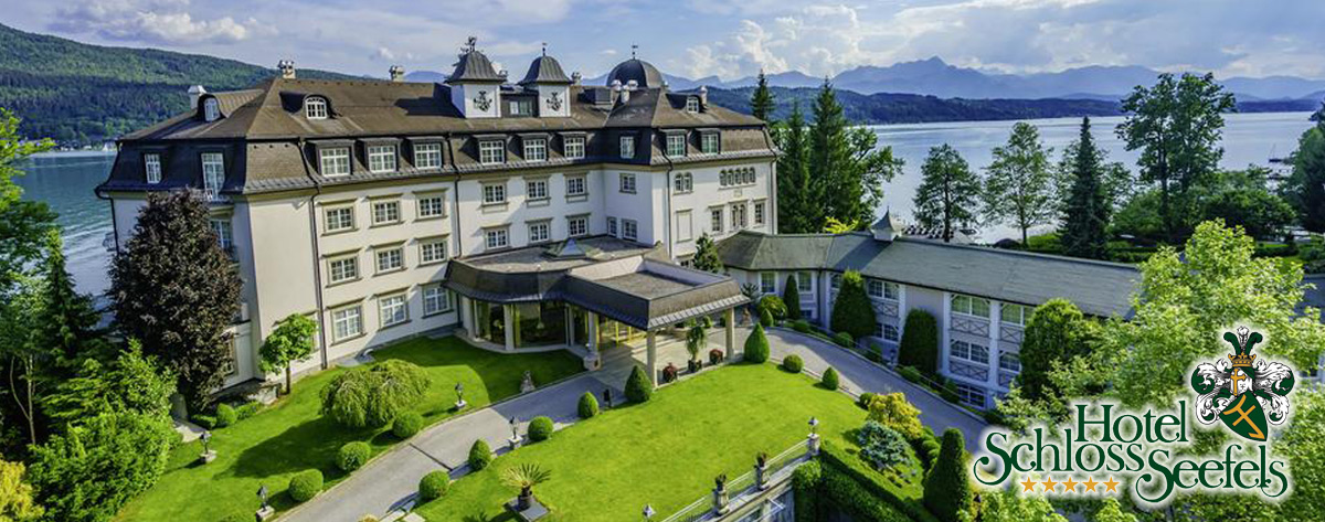 Hotel Sloss Seefels ***** Wörthersee